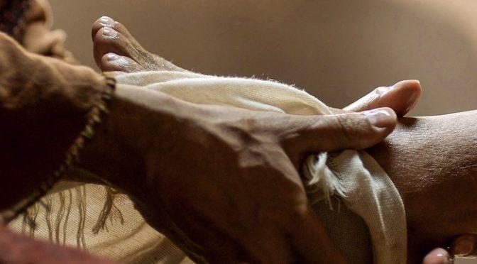 Jesus is a Servant