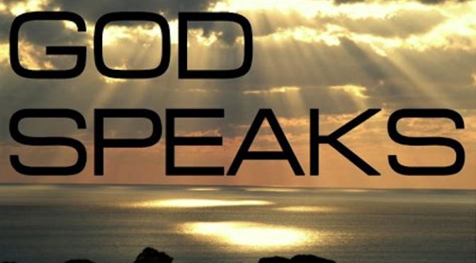 Rewind – God Speaks