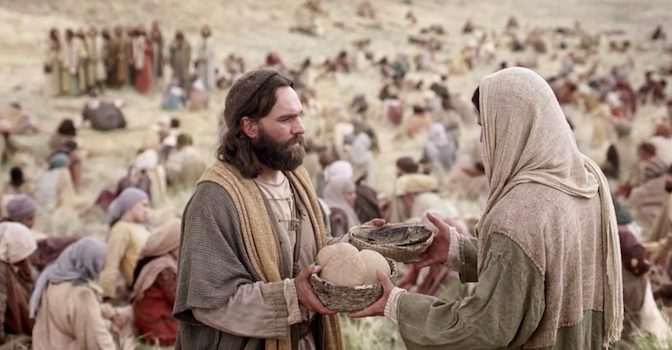 The One Jesus Loves – The Five Thousand