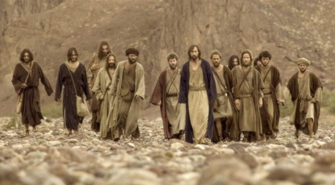 The One Jesus Loves – The Twelve